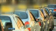 Clampdown on illegal taxi operators announced