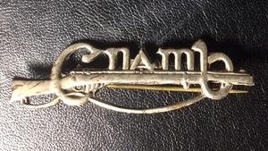 A Cumann na mBan pin (Pic: Kilmainham Gaol)