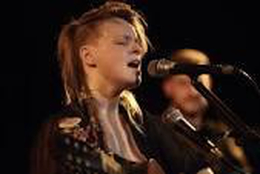 Music & chat with Wallis Bird