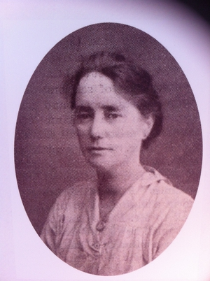 Elizabeth O'Farrell was a key figure in Cumann na mBan. She was present when Padraig Pearse surrendered to the British (Pic: Glasnevin Cemetery Exhibition)