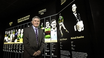 Mick O'Dwyer says he is delighted to have been inducted into the GAA Hall of Fame