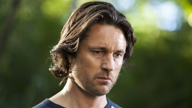 Martin Henderson stars as the chief suspect in Secrets & Lies