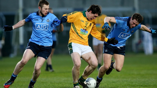 Dublin got the better of a spirited Meath side