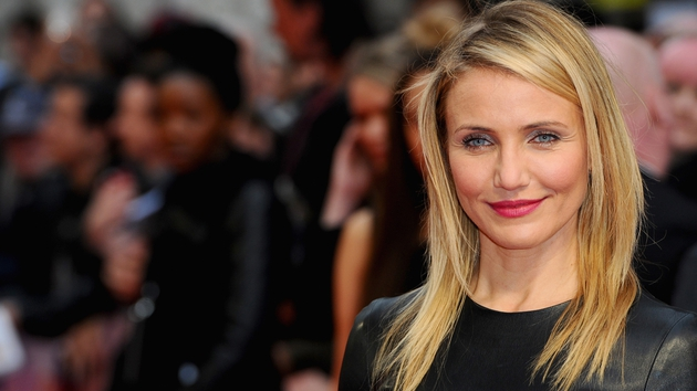 Diaz steals the show at The Other Woman's UK premiere