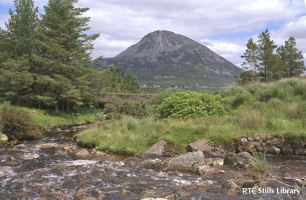 Mount Errigal, County Donegal (1999)