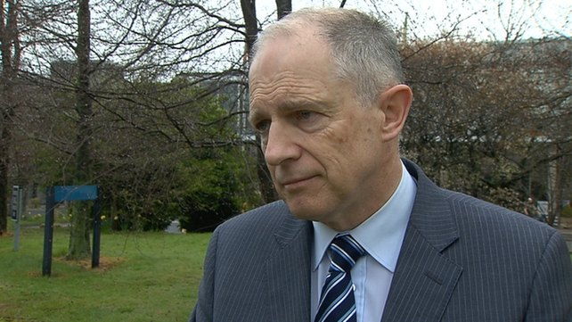David Stanton said the committee felt it should await the terms of reference of the inquiry first