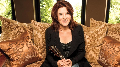 Rosanne Cash and her band play Vicar Street on Sunday April 27