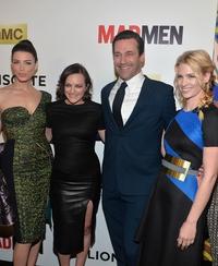 AMC host glitzy Mad Men premiere