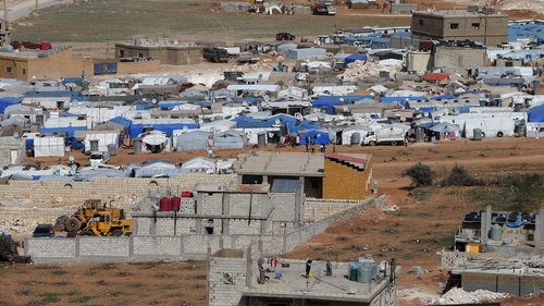 Lebanon has let in one million Syrian refugees over three years