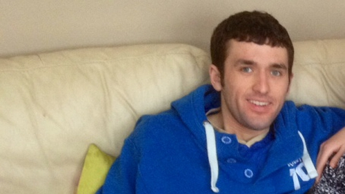 Mark Dillon was last seen at his house in Naas on Tuesday 1 April