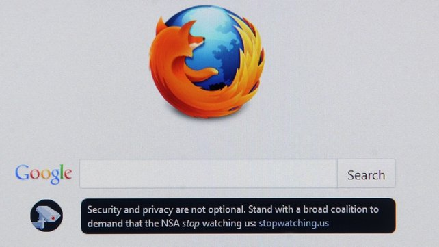 Firefox is a free and open source web browser which rivals software made by Apple, Google and Microsoft