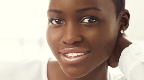 Lupita Nyong'o is the new face of Lancome