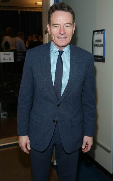 Bryan Cranston has signed a deal to publish his memoirs, the work is expected to be released in autumn 2015