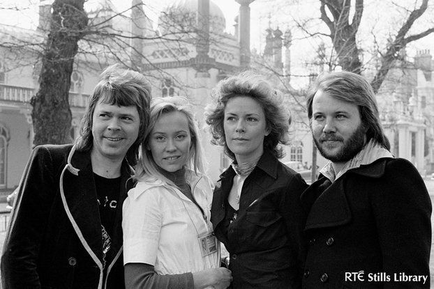 ABBA in Brighton (1974)
