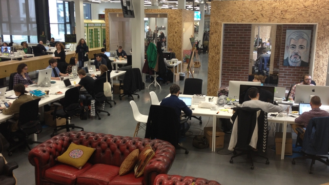 Airbnb's new Dublin office already employs 100 people