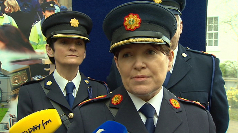 Noirín O'Sullivan became the Interim Garda Commissioner following the resignation of Martin Callinan in March