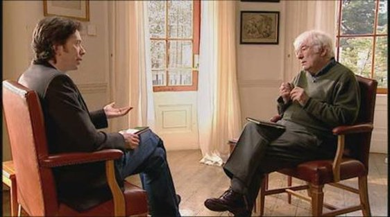 John Kelly and Seamus Heaney