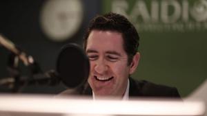 Cormac Ó hEadhra, RTÉ Raidió na Gaeltachta.
