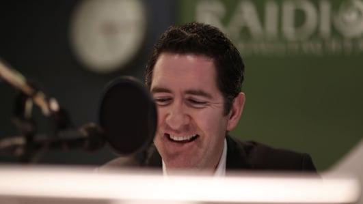 Cormac ag a Cúig: Dé hAoine 13ú Meitheamh 2014.