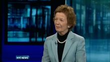 Interview with Mary Robinson, UN Special Envoy for the Great Lakes Region