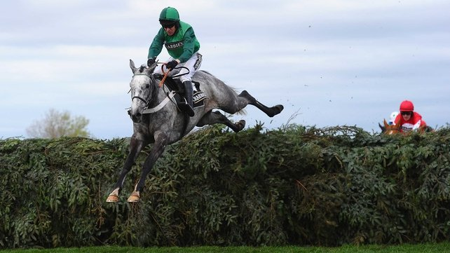 Ma Filleule gave Nicky Henderson and Barry Geraghty a second consecutive Topham Chase, following Triolo D'Alene's victory last season