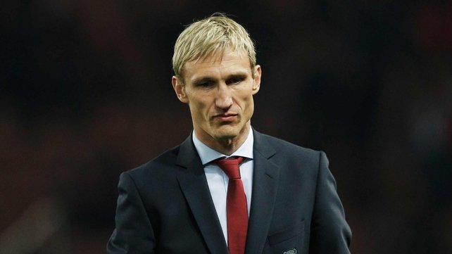 Sami Hyypia has lost his job at Bayer Leverkusen