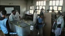 High turnout for Afghan presidential election