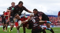 Munster hammer Toulouse to reach European semis