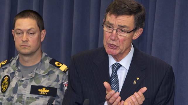 Australian agency Air Chief Angus Houston said they are treating each lead seriously