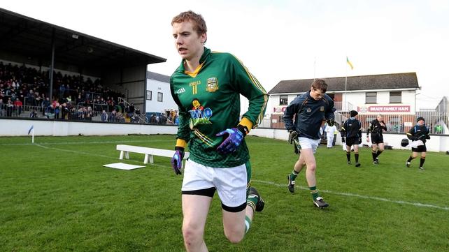 Dalton McDonagh won it for Meath