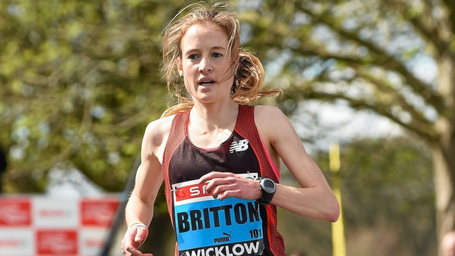 Fionnuala Britton is best known for her exploits in the cross country arena