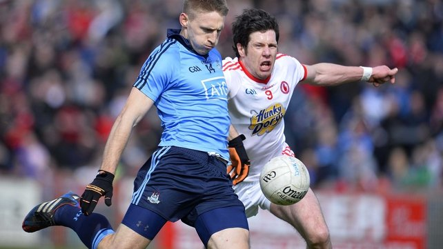 Dublin hit three goals in a whirlwind first half