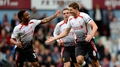 Gerrard spot on to send Liverpool top