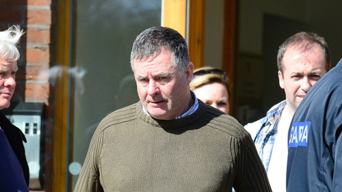 Graham Tully is accused of possession of a drug for the purpose of selling or supplying it to others