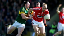 Pat McAuliffe saw Cork comfortably dispose of Kerry in Tralee