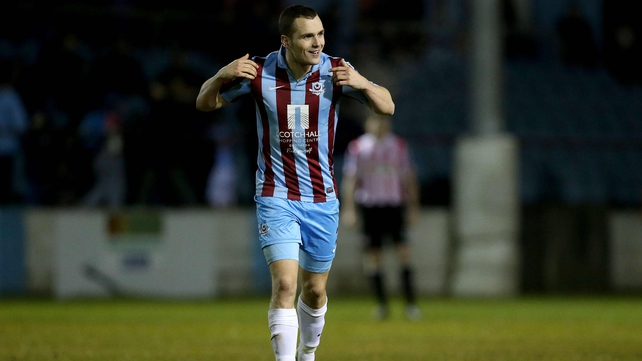Drogheda can move top of the league tonight