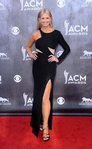 Thighs the limit for Nancy O'Dell