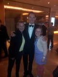 Ryan at The IFTA's