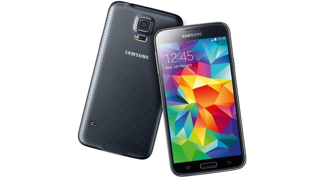 Samsung Galaxy S5 phone to giveaway!
