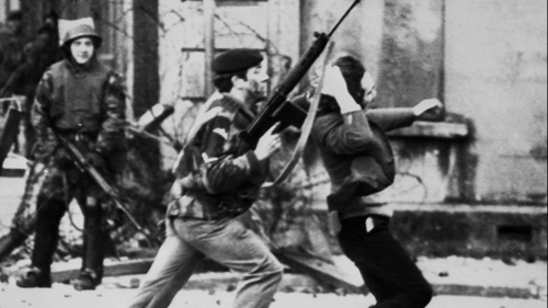 Edwin Bramall said it was 'grossly unfair' that soldiers who took part in Bloody Sunday should be questioned by police now