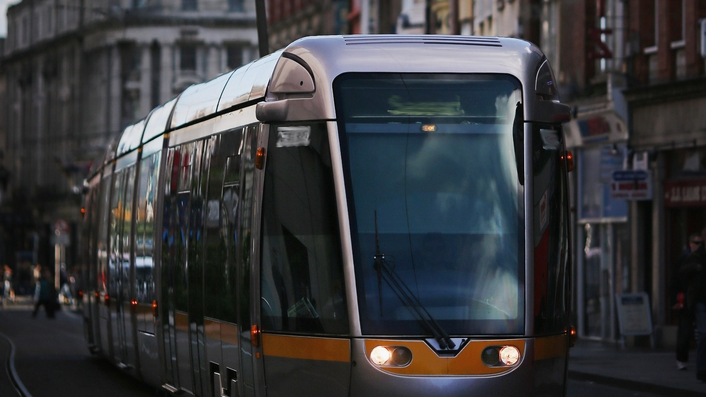 Luas drivers begin first of two-day strikes