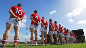 Brian Cuthbert's Cork have turned in some eye-catching performances so far this spring