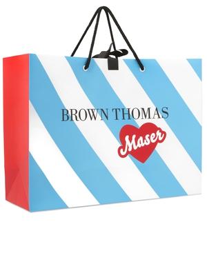 Maser designs Brown Thomas bag