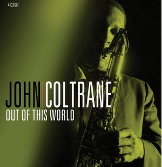 John Coltrane: explosive but mellifluous too, canny poet of the saxophone