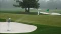 Bad weather upsets Augusta practice
