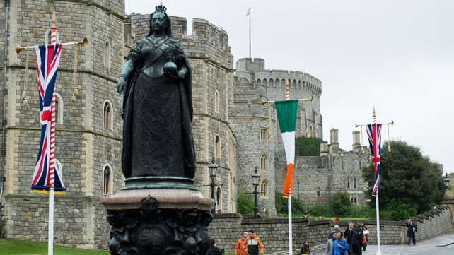 Windsor gets ready for the State visit by President Higgins, which formally begins tomorrow