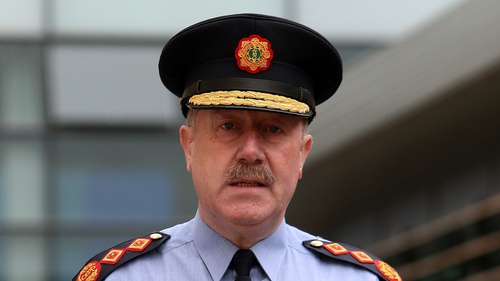 Mr Justice Peter Charleton believed four people over Martin Callinan