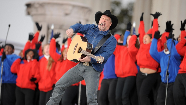Five Garth Brooks concerts scheduled for Dublin were cancelled yesterday