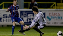 Des Cahill with re[ports and reaction to Monday night's SSE Airtricity League action
