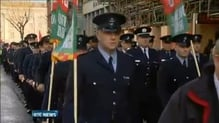 Protest in Dublin over ambulance service plans